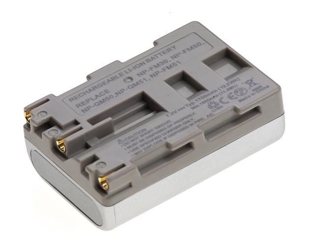 Baterie T6 power NP-FM50, NP-FM51, NP-FM30