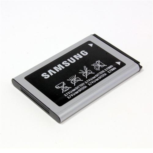 Baterie originál Samsung SGH L700, SGH P260, SGH P220, SGH ZV60, Li-ion, 1000mAh, bulk
