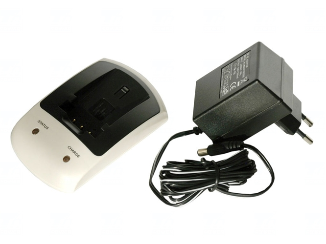 Nabíječka T6 power pro NP-30, NP-60, KLIC-5000, LI-20B, A1812, VW-VBA10, D-L12, DB-40, PDR-BT3, SLB-1037