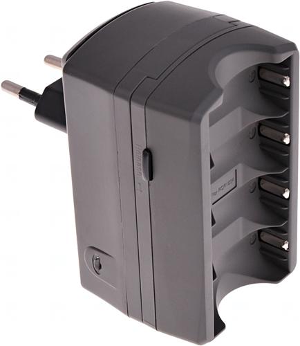 Nabíječka T6 power CR123A, DL123A, EL123A, DLI123A, EL123, K123LA, CR123, 123A, CR17345, CR17335, PR123, V123, V123A