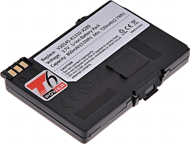 Baterie T6 power V30145-K1310-X250, V30145-K1310-X401, EBA-510
