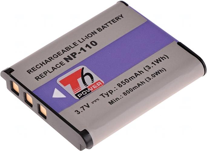 Baterie T6 power NP-110