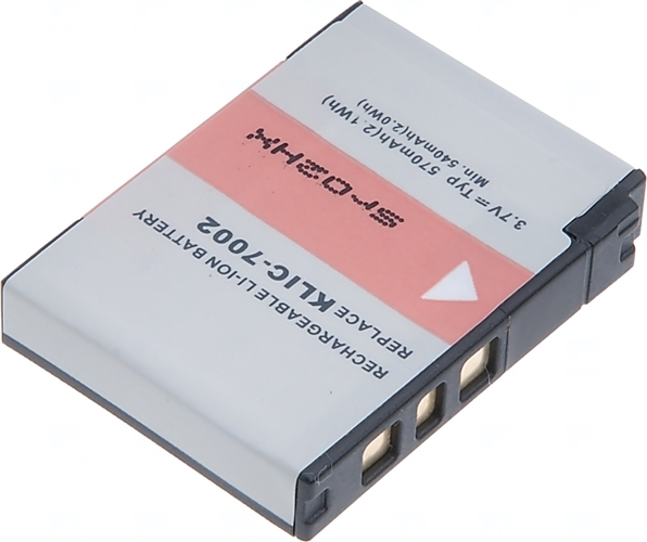 Baterie T6 power KLIC-7002
