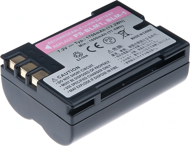Baterie T6 power PS-BLM1, BLM-1