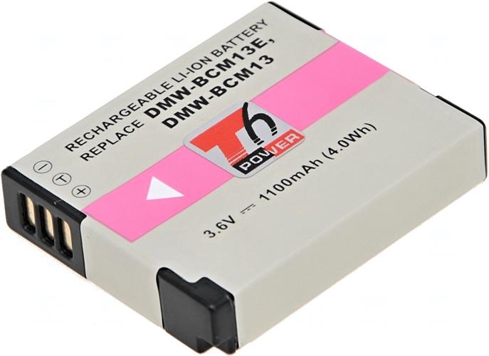 Baterie T6 power DMW-BCM13, DMW-BCM13E