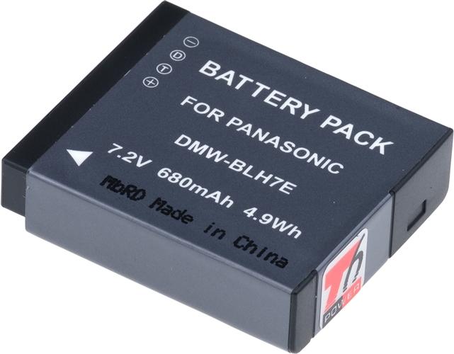 Baterie T6 power DMW-BLH7, DMW-BLH7E