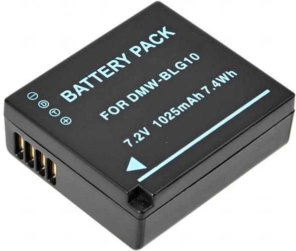 Baterie T6 power DMW-BLG10, DMW-BLG10E, BP-DC15