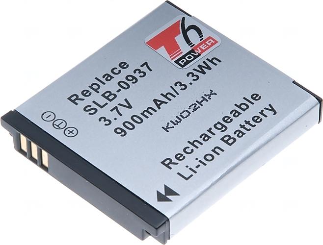 Baterie T6 Power SLB-0937