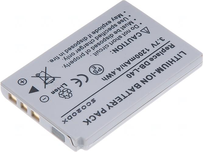 Baterie T6 power DB-L40