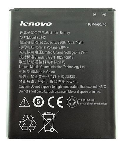Baterie originál Lenovo BL242, Li-ion, 2300mAh, bulk