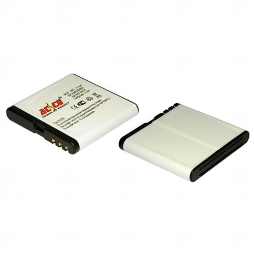 Baterie Accu pro Nokia N81, N82, E51, Li-ion, 1100mAh