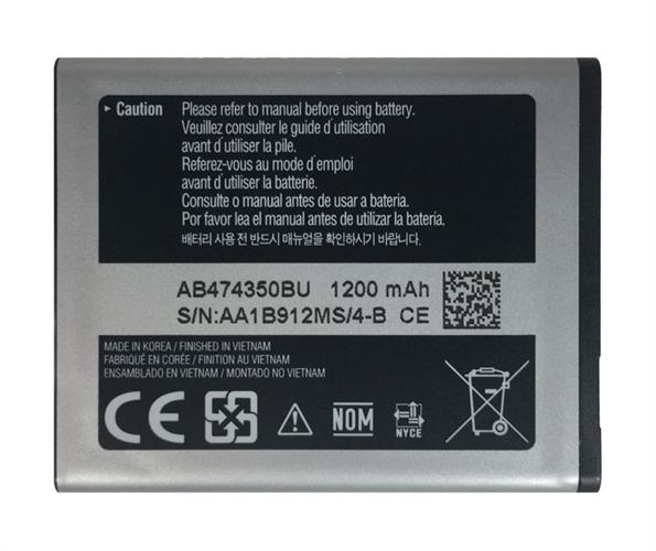 Baterie originál Samsung AB474350BE, AB474350BA, bulk