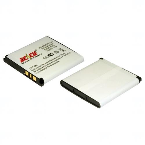 Baterie Accu pro Sony Ericsson K850i, C902, C905, K770i, R300, R306, S500i, T650i, W580i, W760, W980, Li-ion, 900mAh