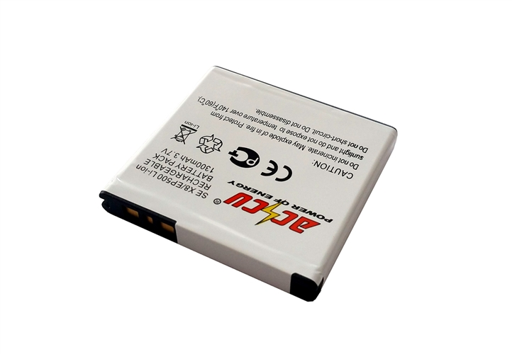 Baterie Accu pro Sony Ericsson Xperia X8, Li-ion, 1200mAh