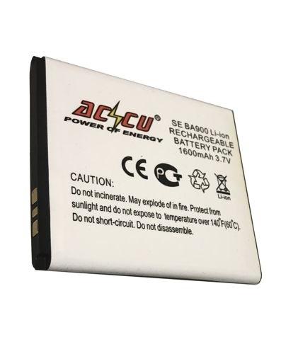 Baterie Accu pro Sony Ericsson Xperia TX, Li-ion, 1600mAh