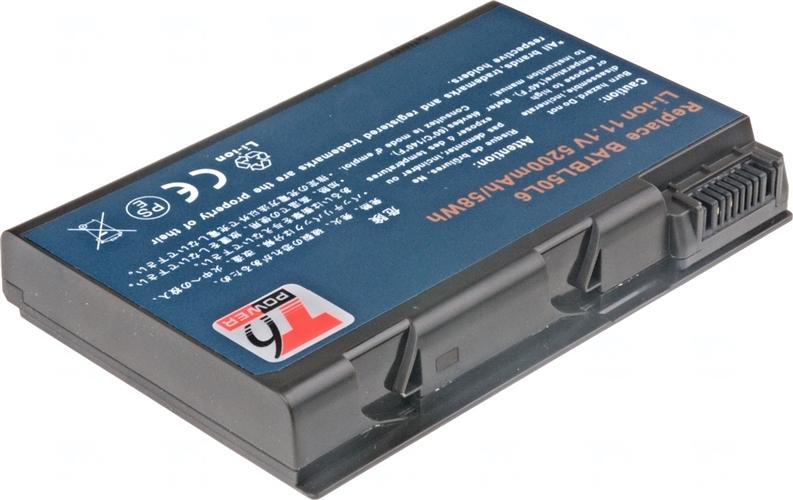 Baterie T6 power BATBL50L6, LC.BTP01.017, BT00604.003, LIP6199CMPC, BT.00603.017, BT.00605.004, BT.00607.004