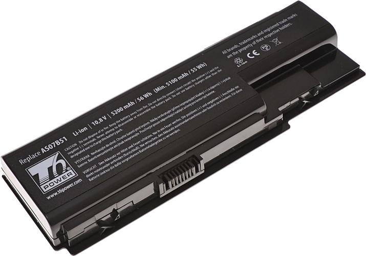 Baterie T6 power LC.BTP00.008, AS07B31, AS07B41, AS07B51, AS07B71, LC.BTP00.014, AS07B61