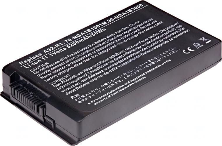 Baterie T6 power A32-R1, 70-NGA1B1001M, 90-NGA1B3000
