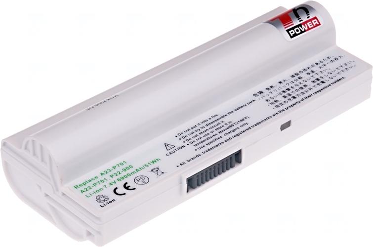 Baterie T6 power P22-900, A22-P701, 90-OA001B1100, A22-700, A22-701, A22-P700