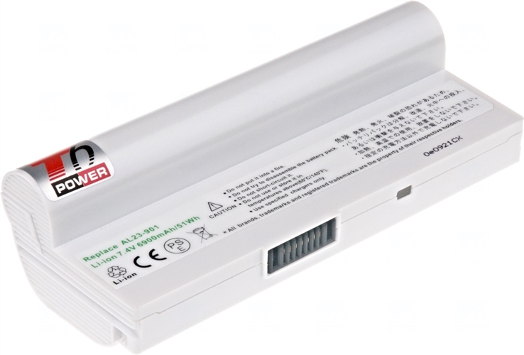Baterie T6 power AL23-901, AL24-1000, 870AAQ159571, AP22-1000, AP23-901, bílá