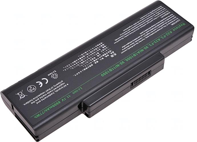 Baterie T6 power A33-F3, A32-F2, A32-F3, 90-NIA1B1000, 90-NI11B1000, BAT-F3