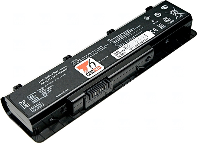 Baterie T6 power A31-N55, A32-N55