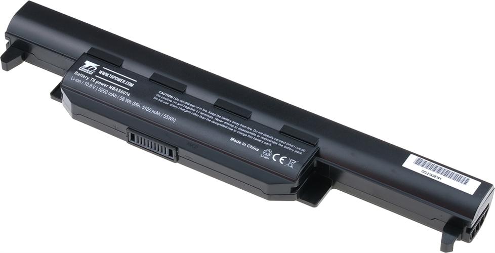Baterie T6 power A32-K55, A33-K55, A41-K55, A42-K55, 0B110-00050400, 0B110-00050600, 0B110-00050800