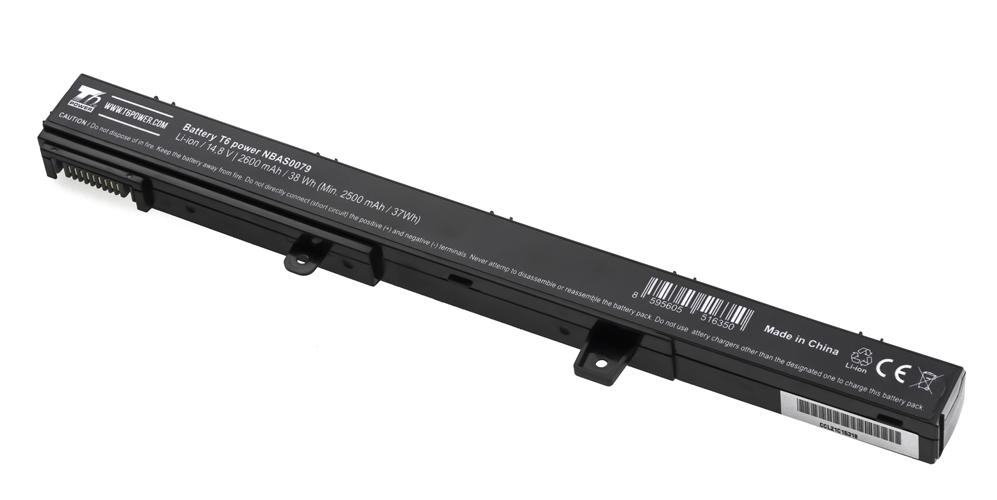 Baterie T6 power A41N1308, 0B110-00250100, 0B110-00250200, 0B110-00250000, A31N1319