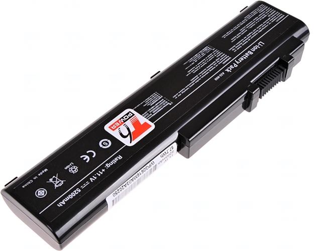 Baterie T6 power A32-N50, A33-N50, 90-NQY1B1000, 90-NQY1B2000, 07G0162B1875