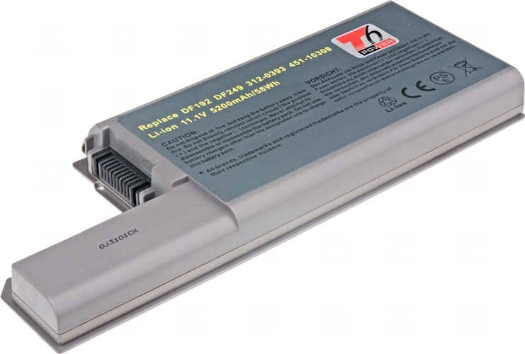 Baterie T6 power 312-0393, 3120401, 451-10308, 451-10326, DF192, DF249, YD626, FF232, GX047, 312-1447, MM168