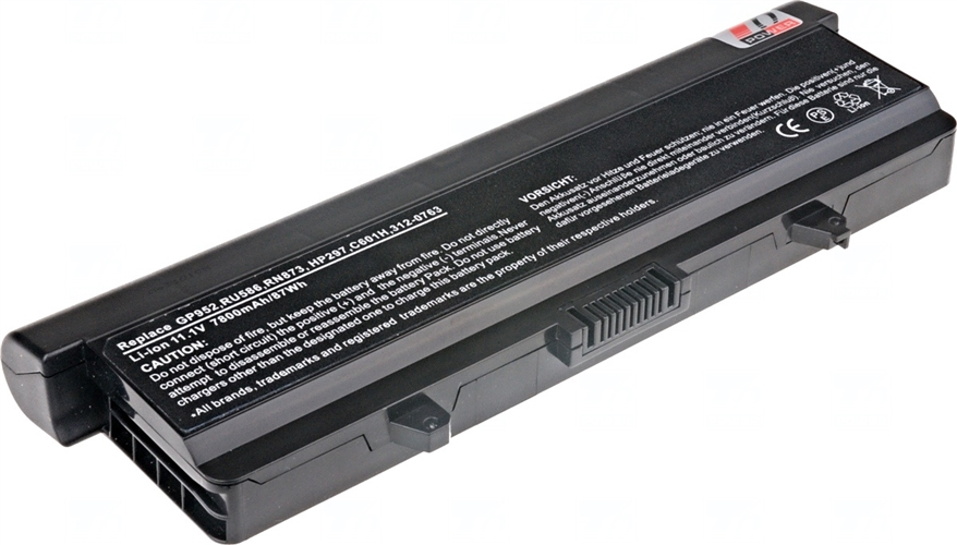 Baterie T6 power 312-0626, 312-0634, 451-10478, 451-10534, RN873, D603H, HP297, 312-0763, C601H, C595H, F632H, GP952, GP252, GW241