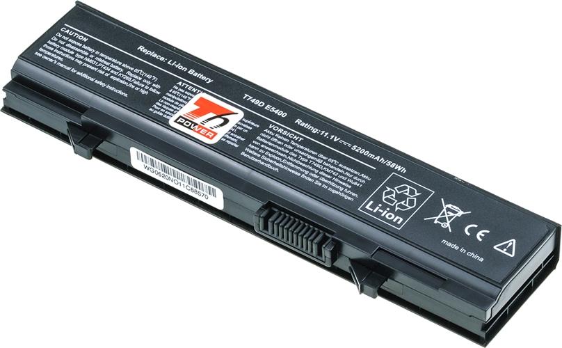 Baterie T6 power 451-10616, 312-0762, KM742, T749D, WU841, KM769, 0RM661, 0RM668, KM752