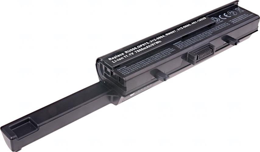 Baterie T6 power 451-10529, 312-0665, 312-0663, 312-0662, 312-0664, XT832, RU033, TK330, RU006, GP975, PP28L, RN887, RN897, TK362, TK363, UM230, XT828