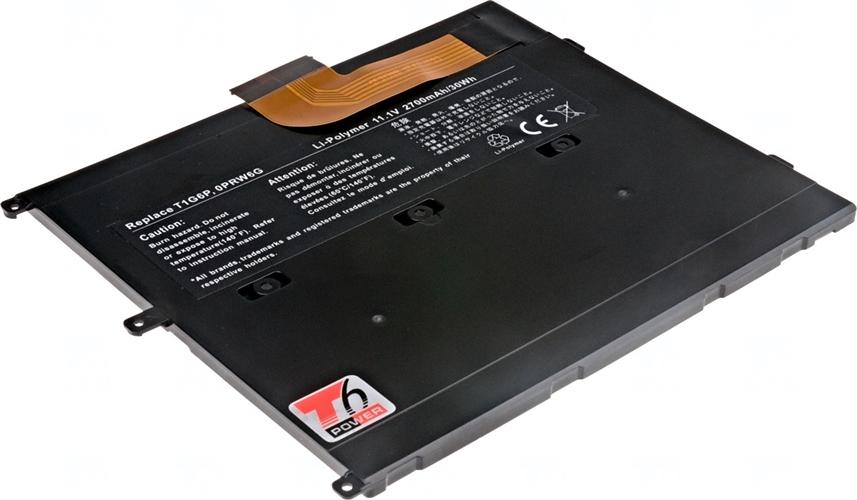 Baterie T6 power T1G6P, 0449TX, 0PRW6G