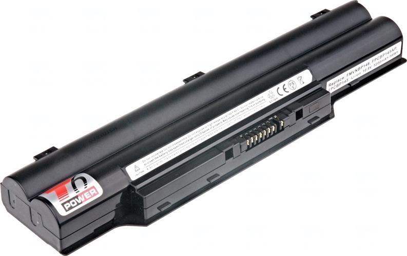 Baterie T6 power FPCBP145, FPCBP145AP, FMVNBP146, CP293550-01, FMVNBP177, FMVNBP178, FPCBP218, FPCBP219, FPCBP238, FPCBP238AP