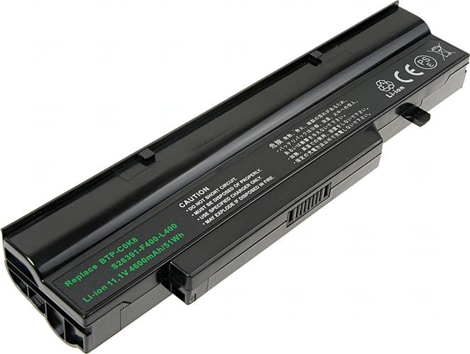 Baterie T6 power BTP-B4K8, BTP-B5K8, BTP-B7K8, BTP-B8K8, BTP-BAK8, MS2191, MS2192, MS2193, S26391-F400-L400, BTP-C1K8, BTP-C0K8, 60.4P311.001