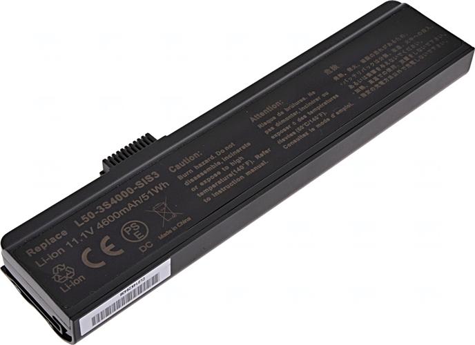 Baterie T6 power L50-3S4000-C1L1, L51-3S4000-G1L1, L51-3S4000-S1P3, L51-3S4400-C1L3, L51-3S4400-G1L3, L51-3S4400-S1L3, 3S4000-C1S3-04, 3S4000-G1P3-04, 3S4400-G1S2-04, L50-3S4400-S1S5, 63GL51028-1A, 63GL50026-FA, 23GL2G0G0-8A, 23GL2GF00-4A, 805N00045