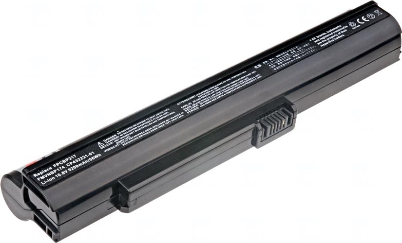 Baterie T6 power FPCBP217, FPCBP217AP, CP432221-01, FMVNBP174, FPB0213
