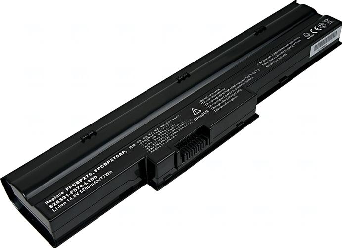 Baterie T6 power FPCBP276AP, S26391-F574-L100