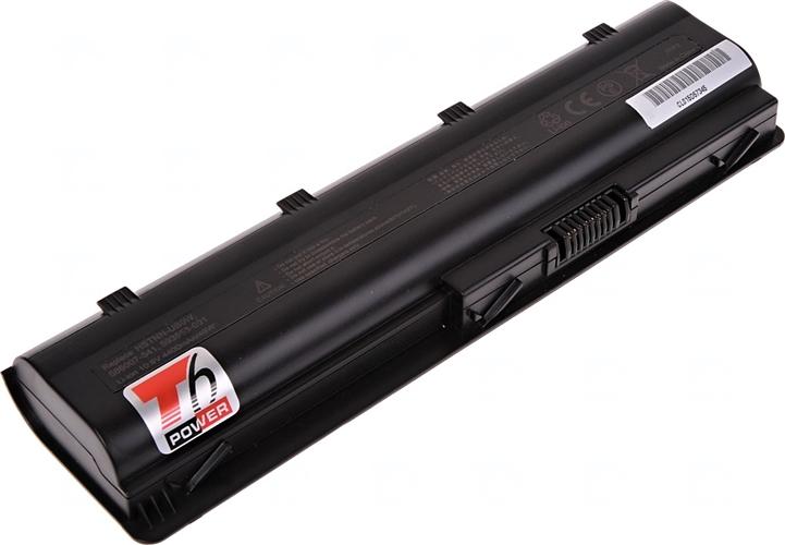 Baterie T6 power Basic 593553-001, 593562-001, 586007-541, 593554-001, 586006-241, 586006-321, HSTNN-CB0W, HSTNN-CB0X, MU06, WD548AA, HSTNN-Q61C, H0F74AA