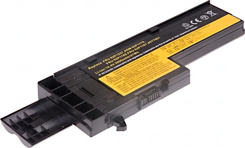 Baterie T6 power ASM 92P1170, 40Y7001, FRU 92P1167, FRU 92P1169, FRU 92P1227, ASM 92P1168, 42T4630, 42T4505, FRU 93P5027, 42T5248, 42T4775, 42T4631