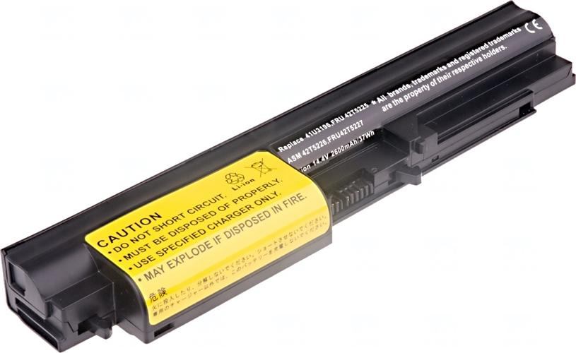 Baterie T6 power 41U3196, FRU 42T5225, FRU 42T5227, ASM 42T5226, ASM 42T5228, FRU 42T4552, 42T4546, 42T4667, 42T4668, 42T4743, 42T4745, 42T4771