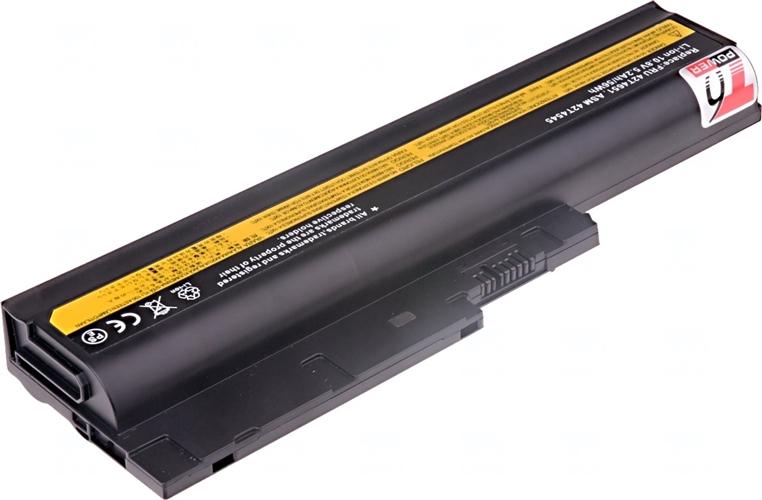Baterie T6 power ASM 42T4545, 43R9252, ASM 42T4561, FRU 42T4560, FRU 42T4656