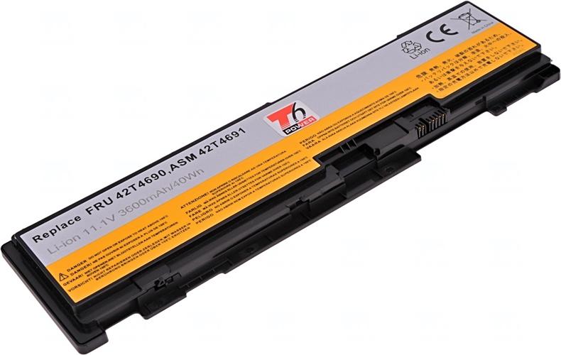 Baterie T6 power Basic FRU 42T4688, FRU 42T4690, ASM 42T4691, 51J0497, 42T4832, 42T4833, 42T4689