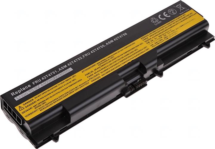 Baterie T6 power Basic 42T4751, 42T4753, 42T4755, 42T4757, 42T4791, 42T4793, 42T4795, 42T4797, 42T4235, 42T4731, 42T4733, 42T4737, ASM 42T4796, FRU 42T4702