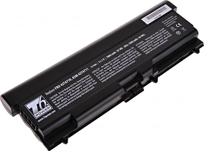 Baterie T6 power 42T4799, 42T4801, 42T4803, 42T4755, 42T4757, 42T4235, 42T4737, 51J0500, ASM 42T4711, ASM 42T4756, ASM 42T4796, FRU 42T4710