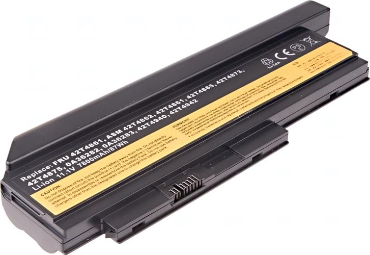 Baterie T6 power 42T4940, 42T4942, 42T4941, 0A36283, 29++