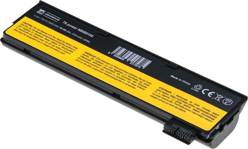 Baterie T6 power Lenovo 0C52862, 68+, 45N1134, 45N1135, 45N1136, 45N1137, 45N1773, 45N1775, 45N1777, 121500147, 121500148, 45N1736, 45N1738