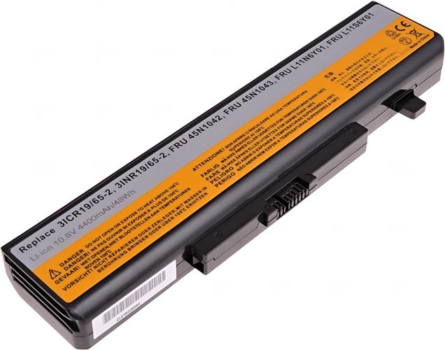 Baterie T6 power Basic L11L6Y01, L11L6F01, L11L6R01, L11N6R01, L11N6Y01, L11S6Y01, L11S6F01, L11M6Y01, L11P6R01, 45N1048, 121500049, 0A36311, 75+