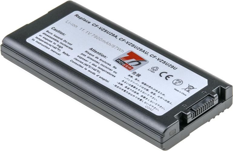 Baterie T6 power CF-VZSU29, CF-VZSU29A, CF-VZSU29AU, CF-VZSU29U